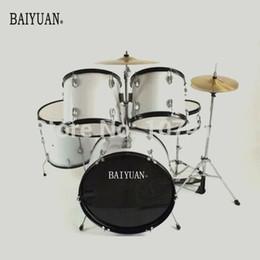 Ensembles de batterie à vendre-Gros-2016 Time-limited précipité 18-24 pouces 215 5 tambours Kit 32 Batterie Eletronica Musical Drum Set Baqueta Tambour Adultes 5 Authentic Jazz
