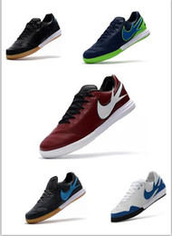 Wholesale free shopping Children Shoes Magista Football Boots MagistaX Proximo Street IC TF Indoor Soccer Cleats Turf High Ankle Boots Chuteira F