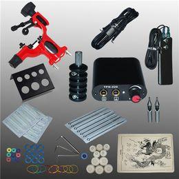 YILONG New Arrival 1 Set Tattoo Kit Power Supply Gun Complete Set Equipment Machine 1100657-2kitA