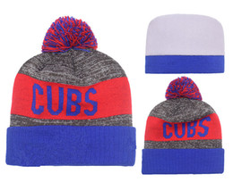 Wholesale Cheap Baseball Beanies - Cheap Baseball Beanies Popular Hats Hip Hop Beanies Brand Sports Beanie Knitted For Men Women drop shippping Adjustable Casual Beanies