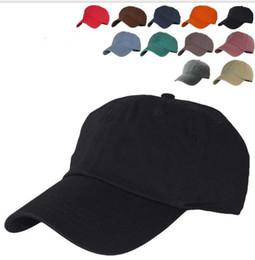 Descuento sombreros de béisbol en blanco snapback Gorra de béisbol de la manera sombrero de algodón de Sun Sombrero ajustable ajustable de la danza de Hip Hop del Snapback de los sombreros al aire libre para el regalo caliente de Navidad de la venta de las mujeres de los hombres