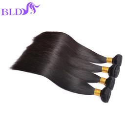 Teñidos haces de pelo de malasia en venta-Brazalete brasileño del pelo humano de Remy de Nonprocessed del pelo de la Virgen brasileña sin procesar 3 paquetes Traje doble del color natural de Wega de los pelos 3 puede ser teñido
