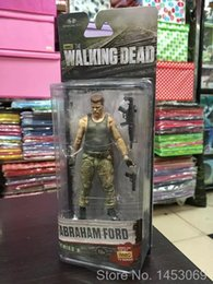 Wholesale Toys Hobbies Action Toy Figures AMC TV Series The Walking Dead Abraham Ford Bungee Walker Rick Grimes The Governor PVC Action Figure