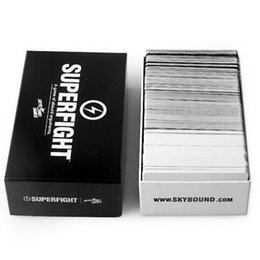 Popuar Card Games Superfight Cards 500-Card Core Deck Playing Cards Also Have Basic And Expansion Cards In Stock DHL Free