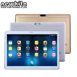 2017 ips tableta al por mayor Venta al por mayor 10.1 pulgadas 3G Octa Core Tablet Android 5.1 OS RAM 4GB ROM 32GB 1280 * 800 IPS 5.0MP GPS Bluetooth marca PC Tablet Flip Case Free ips tableta al por mayor en venta