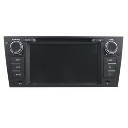 Wholesale New best price inch Andriod Car DVD player for BMW E90 MT with GPS Steering Wheel Control Bluetooth Radio