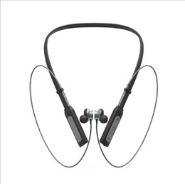 New earphones Original Wireless Bluetooth 4.1 Headset Earphone Stereo Music Bluetooth Sport headphone with Mic High quality