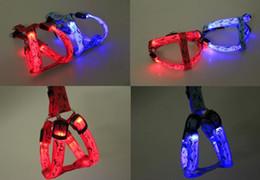 Cordon de traction animale lumineuse de mode 6 couleurs facile à utiliser sécurité Livraison gratuite à partir de sécurité facile fournisseurs