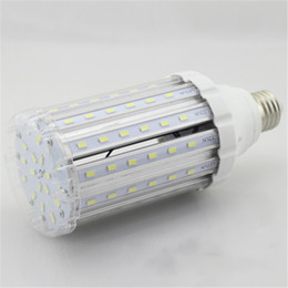 Wholesale Super Bright W W W W W Lm LED Corn Light Bulb E26 E27 SMD5730 Led Corn Bulb for Garden Street Lighting High Bay Warehouse Lamp