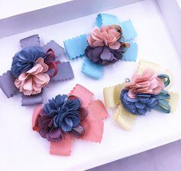 Wholesale headbands sunflower headband wedding luxury women hair clips wedding hair clips claw clips Girl hairpin Beach hair accessories