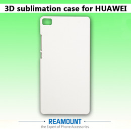 New 3D DIY Matte and Glossy Blank Sublimation Cases For Huawei Honor 4C 5A 5C 6plus 7 8 inch Full Area Printed Phone Case