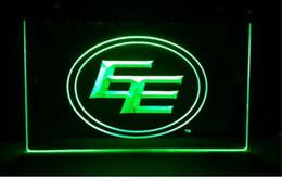 b-88 Edmonton-Eskimos 7 color LED Neon Light Sign home decor crafts