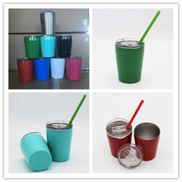 Wholesale KIDS GIFTS WINE TUMBLER oz Cup stainless steel kids tumblers for juice coffee beer cocktail wine