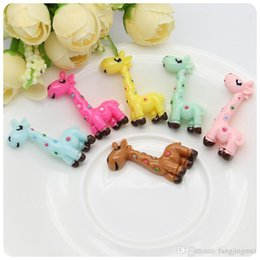 Personality type resin jewelry accessories wholesale all kinds of animals Tire hair style is pure and fresh and lovely children