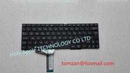 Wholesale Original authentic Laptop Keyboard for ASUS T100 T100CHI T100HA T100TA T100TAF T100TAL T100TAM T100TAR black UK United Kingdom SG BA