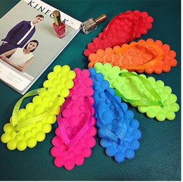 PT11 summer slippers flip flops shoes women sandals eva open toe cute candy colour
