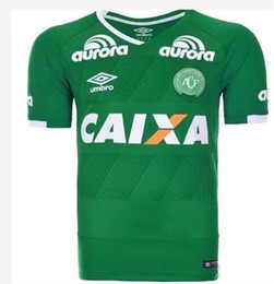 Wholesale 2016 CHAPECOENSE home JERSEY EMBROIDERY PATCH CHAPECOENSE COPA SUD AMERICANA CHAPECOENSE THIRD JERSEY
