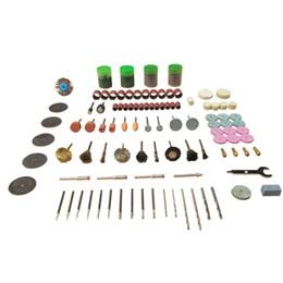 """Acheter en ligne Forets en métal-147PCS Grinding Carving Kit de foret de polissage Kit Set 1/8 """"Shank Grinding Drill Bits Accessoires d'outils rotatifs"""