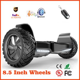 Wholesale Self Balancing Scooter Hover Self Balance Board Hoverboard Electrc Scooter All Terrain inch Alloy Wheel W Dual Motor Classic Series