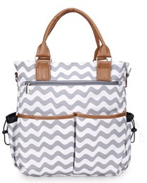 Baby Bag Diaper Maternity for Mom Nappy Changing and Mummy Fashion brand Designer to Handbag