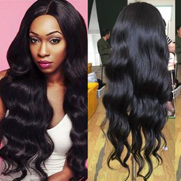 Body Wave 100% Human Hair Wigs Lace Front Wig Unprocessed Brazilian Wigs for Black Women With Baby Hair