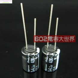 Wholesale Bolsa Supercapacitor Ruby v4 uf uf v Electrolytic Capacitor Bxa Rubycon Capacitors