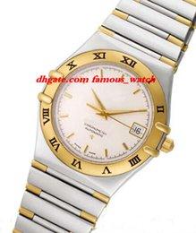 Nouvelle mode de luxe bracelet en acier inoxydable pré-propriété constellation 1202.30.00 35.3mm mécanique MAN WATCH montre-bracelet à partir de pré en propriété fabricateur