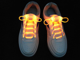 Factory Wholesale good quality led shoe strings,fiber optic shoelaces,led light shoelaces,Disco Party Skating Sports Glow strings