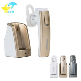 2016 Original Stereo Remax T6c Wireless Bluetooth Earphone For Mobile Phone Call And Music for samsung iphone