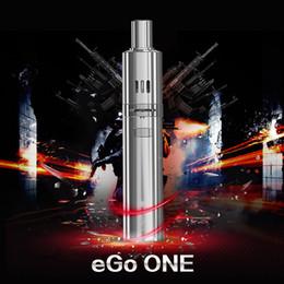 2016 gros joyetech Vente en gros kits de démarrage e-cig Joyetech cigarette électronique la plus chaude Joyetech Ego One 2200mah noir blanc DHL promotion gros joyetech