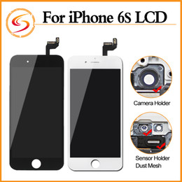 Wholesale AAA Quality For iPhone S LCD With D Force Touch Screen Replacement Inch Display Lifetime Warranty