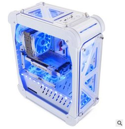 Wholesale Overclocking three Blizzard computer chassis support long water cooled graphics ATX motherboard desktop mainframe box