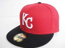 2016 sombreros de los deportes de la ciudad 2017 El nuevo béisbol barato gris del deporte del embriodery de la nueva del estilo de Kansas City Royals del color KC embromó los sombreros cabidos del tamaño que enviaban libremente sombreros de los deportes de la ciudad promoción