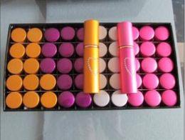 Wholesale 10pcs Self Defense Device Lipstick StyleTear agent pepper spray ML Pink colors