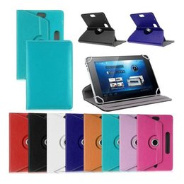 Wholesale 360 Degree Rotate Leather Case Cover Stand For Universal inch Samsung Galaxy Tab iPad Air Tablet PC