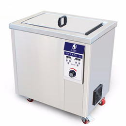 Wholesale Ultrasonic machine for metal parts copper bronze tube heavy duty cleaning equipment Oil filter system and automatic lift are avaliable