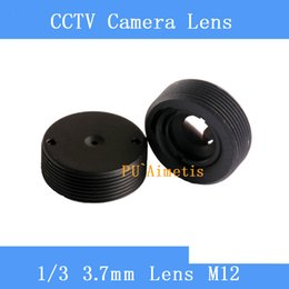 High Quality mini 3.7mm cctv lens Plane Lens CCTV Board M12 Lens For CCTV Security Camera