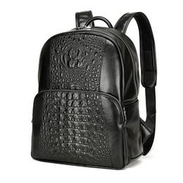 Vintage Brown Sac à dos en cuir pour hommes sac à main sac à main sac à dos 6008 à partir de hommes bruns sacs à dos fabricateur
