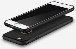 Étui pour téléphone cellulaire iphone 7 plus 7plus phonecase housse de protection en caoutchouc souple TPU Housse anti-empreintes digitale anti-poussière ultra fine et anti-poussière à partir de protection téléphone cellulaire fabricateur