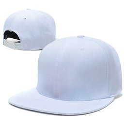 New 2017 Black Blank Plain Snapback Hats For men women Hip Hop cap Adjustable Bboy Baseball Caps Wholesale