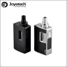 100% Authentic Joyetech eVic AIO Starter Kit 3.5ml Top Filling Tank VW TC 75W Box Mod QCS Coil All-In-One Kit E Cigarette