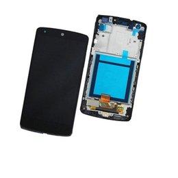 2017 écran tactile google Meilleur LCD LCD Lg google nexus g5 convertisseur numérique à cristaux liquides à écran tactile + ensemble cadre complet, expédition gratuite expédition en usine écran tactile google à vendre