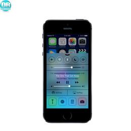 2017 pouces 1gb 4.0 pouces rétro écran révisé iPhone 5S iOS 7.0 8.0 double cœur A7 1.3GHz 1Go RAM 16Go ROM 8.0MP caméra Smart Phone débloqué gratuit DHL pouces 1gb autorisation