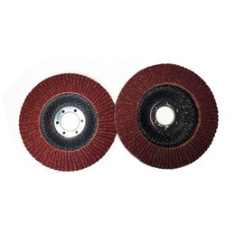 Tovia 10pcs Grinding Wheels Discs Flap Grinding Sanding Discs Angle Wheel Polishing Wheels