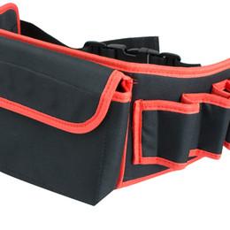 Wholesale Hot Sale Technician Electrician waterproof Pouch Tool Bag Pocket Belt Holder Work Professional Store