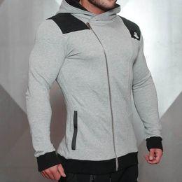 Descuento al por mayor de la ingeniería Venta al por mayor 2016 ingenieros Hombres chaqueta de fitness marca de fábrica de la marca de fábrica hombres de la camiseta que arropan chaquetas de Hoody alta calidad