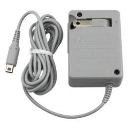 3ds chargeur dock en Ligne-50pcs Détails de qualité supérieure au sujet de mur Voyage Voyage chargeur AC adaptateur pour Nintendo DSi / XL / 3DS / 3DS XL livraison gratuite