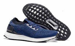 2017 hombres zapatos nuevos estilos 2017 La nueva zapatilla de deporte barata corriente al aire libre del amaestrador de los zapatos de los deportes de los nuevos hombres del estilo de Impulso Ultra con la caja libera el envío hombres zapatos nuevos estilos en oferta