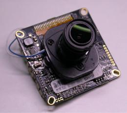 Wholesale IPC P FPS quot CMOS H42 image sensor Hi3518E V200 CCTV IP camera module PCB board mm LEN IRC