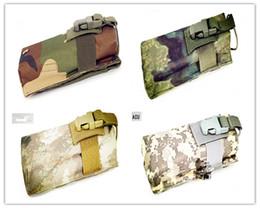 Équipement tactique veste tactique dans la pièce jointe Paquet d'interphone Sacs suspendus multifonctions à partir de équipements d'emballage fabricateur